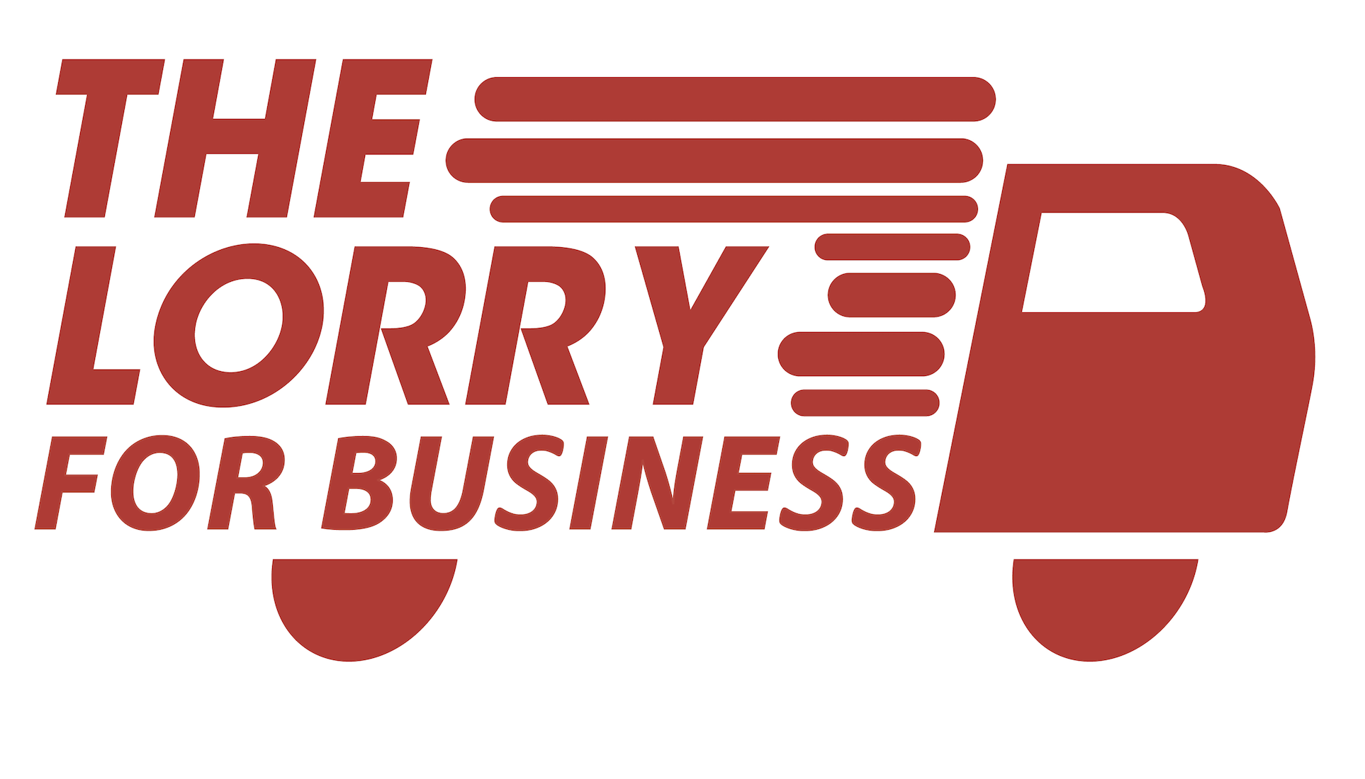 Logo Lorry Red